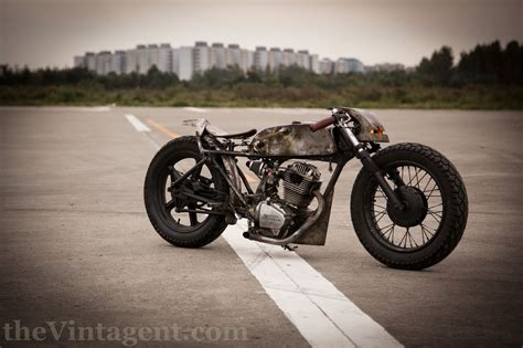 Handmade Cafe - handmade honda cb125 will your mind autoevolution