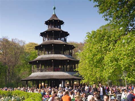 Chinesischer Turm Englischer Garten by Englischer Garten In M 252 Nchen Das Offizielle Stadtportal