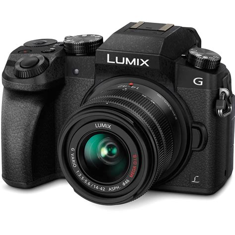 panasonic dmc panasonic lumix dmc g7 mirrorless micro four thirds dmc