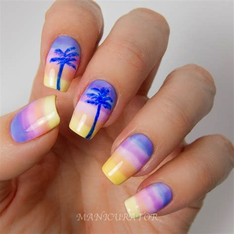 acrylic nail ideas for summer how you can do it at home