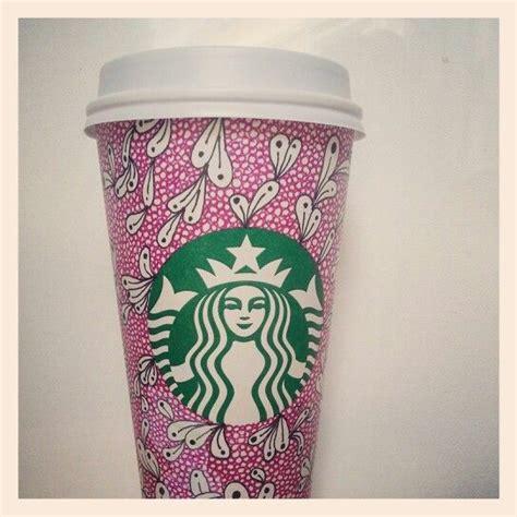 starbucks coffee cup doodle 17 beste afbeeldingen kopje koffie op