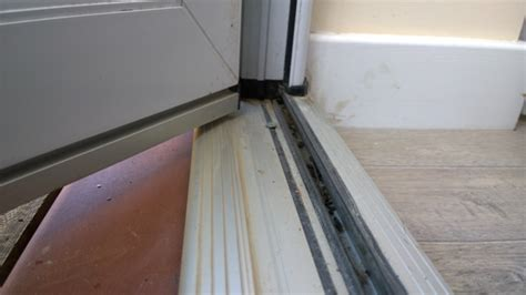 Patio Door Sill by New Build Patio Door With Low Threshold Diynot Forums
