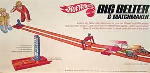 1971 hot wheels track sets summary