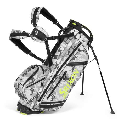 Z Search For Srixon 2017 Z Four Stand Bag White Camo Hotgolf