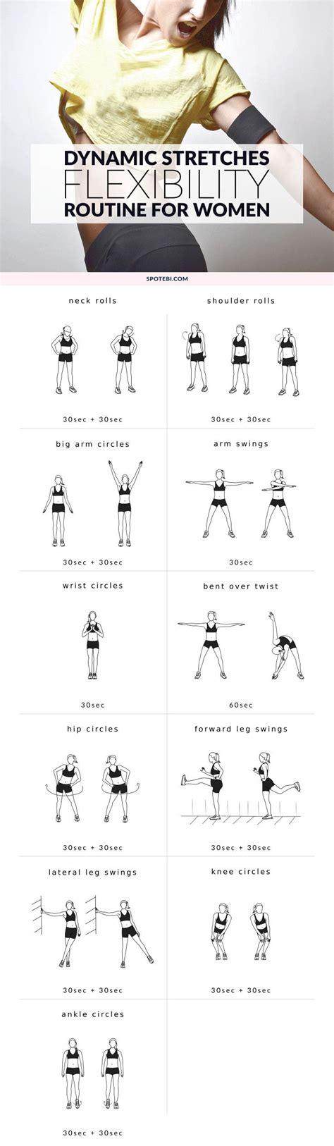 best flexibility exercises best 25 flexibility exercises ideas on