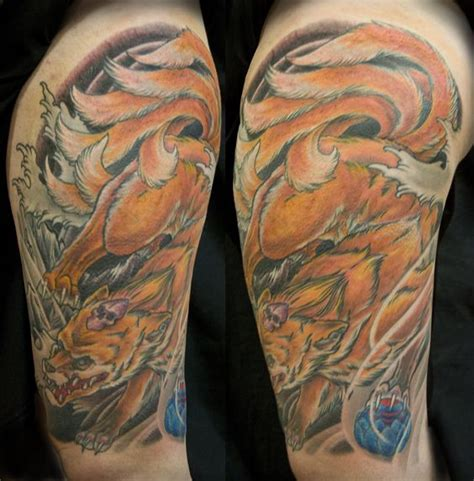 kitsune tattoo idea body art pinterest ideas tattoo