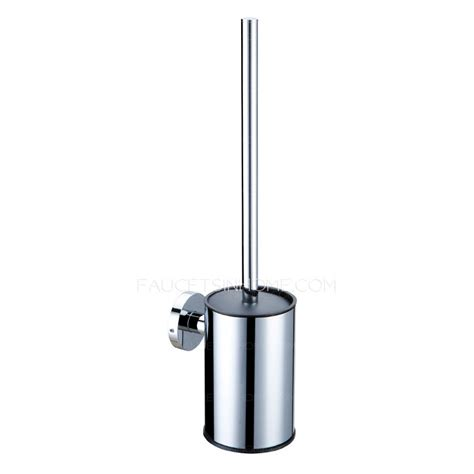 Led Kitchen Faucet by Modern Stainless Steel Metal Wall Mount Toilet Brush Holder