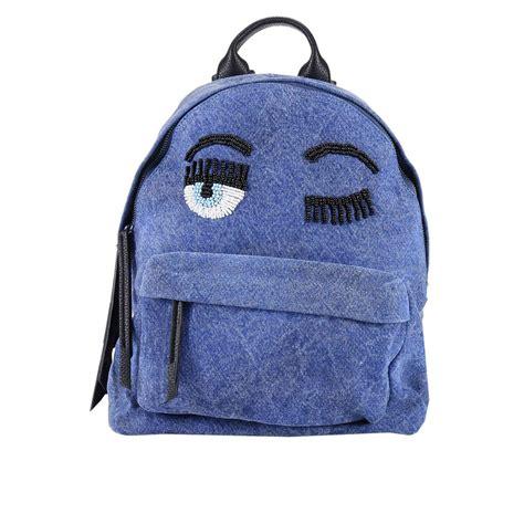 chiara ferragni handbags chiara ferragni shoulder bag handbag women in blue lyst