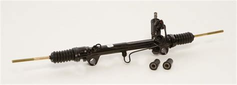 Rack In Pinion by Power Rack And Pinion Steering Assembly