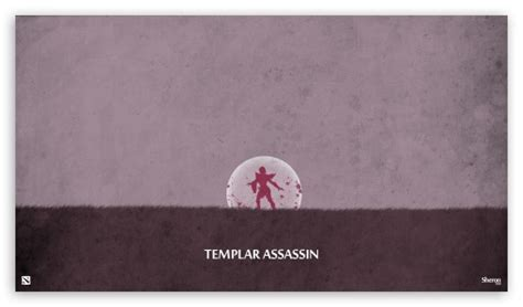 templar assassin  hd desktop wallpaper   ultra hd