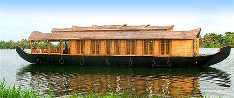 types of boats in india cochin backwater tour cochin backwater day tour in kerala