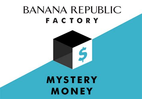 Money Giveaway 2017 - free 500 banana republic factory mystery money giveaway 52 524 winners