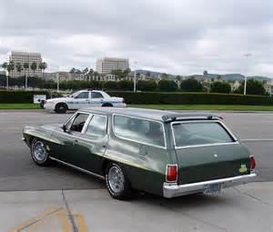 Pontiac Lemans Station Wagon Pontiac Lemans Station Wagon Gto Clone Flickr Photo