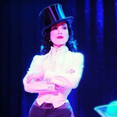 burlesque mp dita von teese owns it in a top hat the week s most