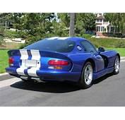 1996 DODGE VIPER GTS COUPE  60725