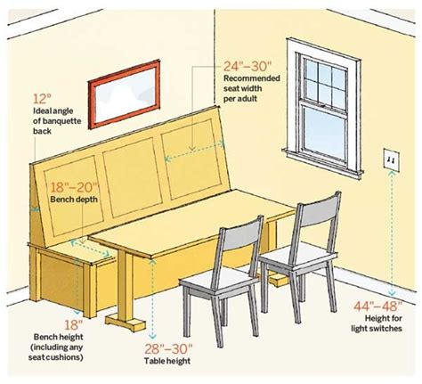 Kitchen Banquette Plans by Best 25 Kitchen Banquette Ideas On Kitchen