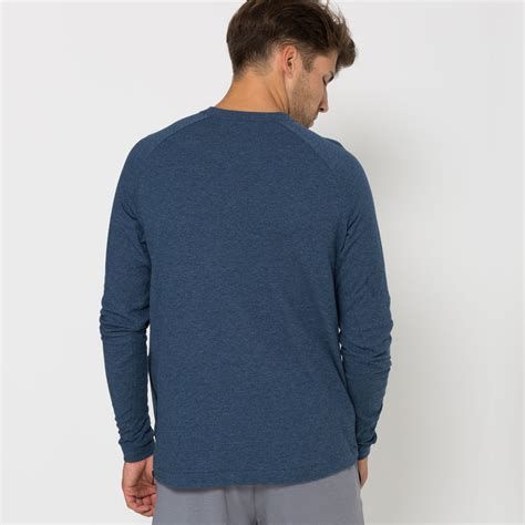 Pull Nike Taille S by Nike Modern Pull A Col Rond Manches Longues Bleu