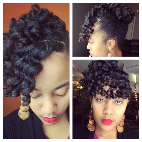 rod curl hairstyles perm rod curls and curly bun by nknaturals