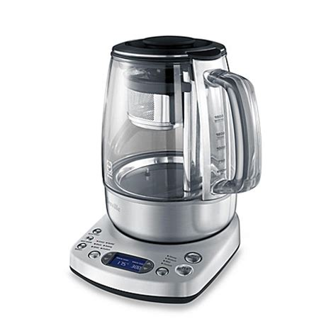 bed bath and beyond kettle breville 174 one touch 51 ounce electric tea kettle bed bath beyond
