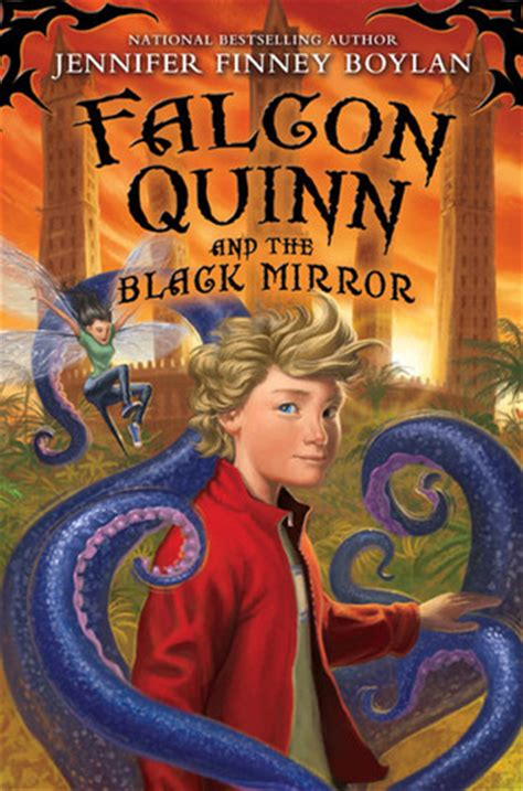 Book Review In The Fast By Quinn by Book Review Falcon Quinn And The Black Mirror The Book