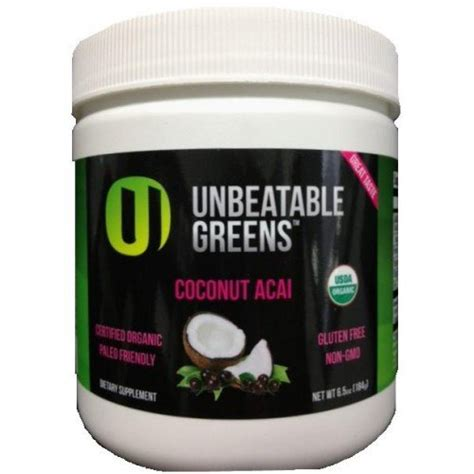 paleo unbeatable greens superfood usda organic gluten free