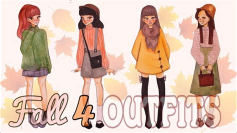 Drawing 4 Fall Hairstyles by 268 Best Debby Arts Images On