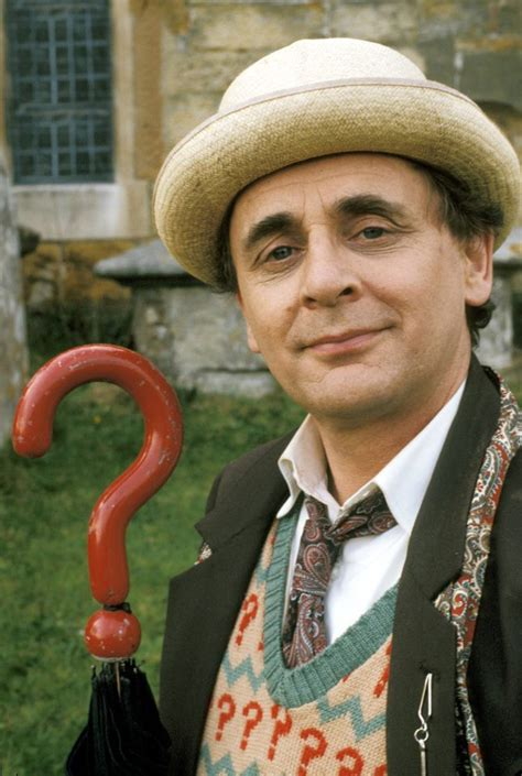 The Seventh 7th doctor stories