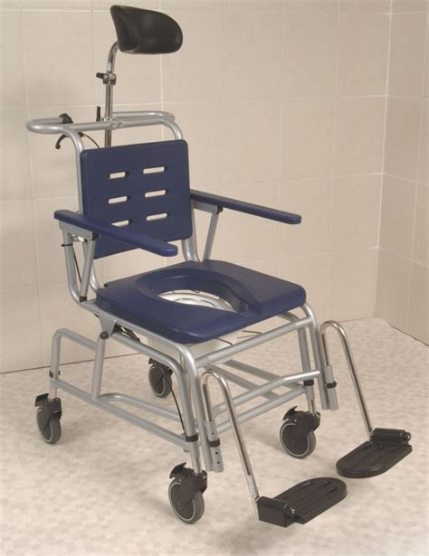 Tilt In Space Shower Chair by Combi Tilt In Space Shower Chair