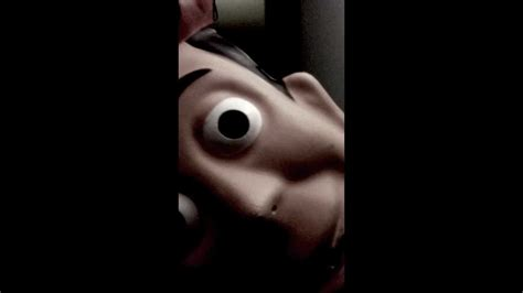 www scary creepy woody 1st chapter l apparition youtube