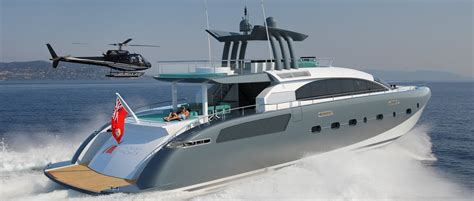 boat club palm beach luxury yacht aerocruiser 38 ii fly at full speed yacht