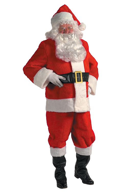 rental quality santa suit santa supply online