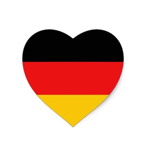 Herz Aufkleber Bestellen by Deutschland Flaggen Herz Aufkleber Herz Aufkleber Zazzle