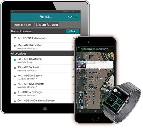 mobile app marketplace adesa mobile apps