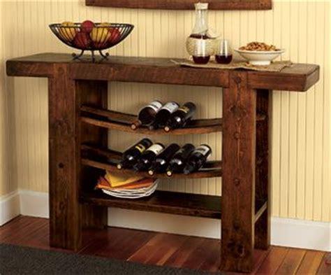 wine rack buffet table wine rack and buffet table diy me