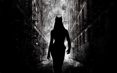 catwoman wallpaper dark knight rises bw the dark knight rises catwoman wallpaper black and