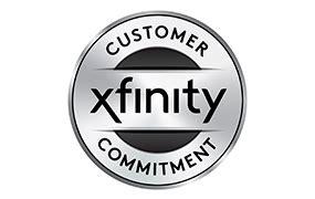 evolution   comcast official logo brand xfinity
