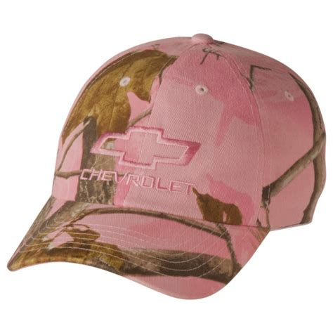 hossrods chevy realtree camo hat with chevy