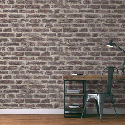 Tapisserie Imitation Brique by Papier Peint Lucas Vinyle Sur Intiss 233 Imitation Briques