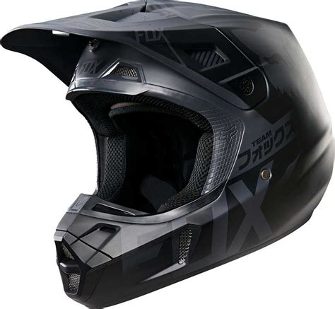 fox helmet motocross 2016 fox racing v2 union helmet motocross dirtbike mx