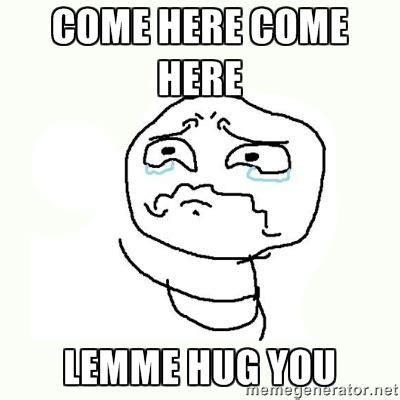 hug meme hugging memes image memes at relatably