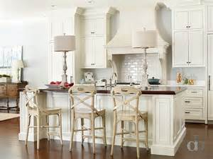 kitchen with ivory cabinets transitional kitchen