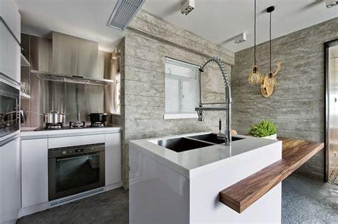 decoracion moderna interior de una casa moderna en gris