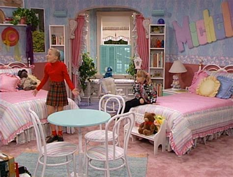 michelles bedroom designing mothers full house fandom powered by wikia