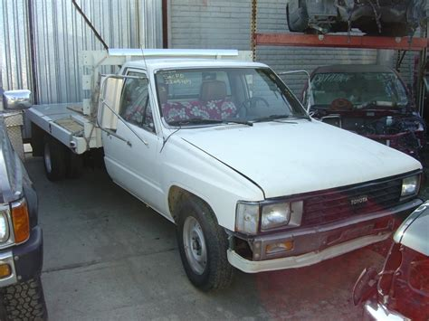 toyota pickup bed 1986 toyota truck flat bed