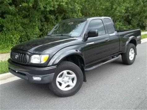 Toyota Tacoma Remote Start Sell Used 2002 Toyota Tacoma Sr5 Trd 4wd Rear Diff Lock