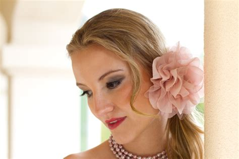 Wedding Hairstyles Low Side Ponytail by Hairstyles For 2015 Hairstyle