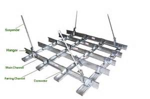 steel frame for ceiling system 38 50 60 china