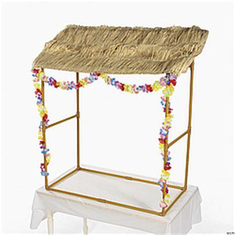Table Top Tiki Bar Hut tabletop tiki hut findgift