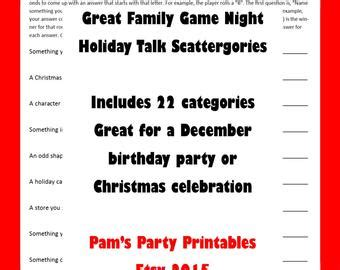 Patriotic Family Feud Printable Party Game 4th Of July Printable Family Feud