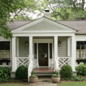 porch vs portico portico addition richmond case chester